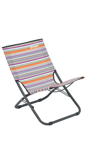 Outwell Rawson Summer - Siège camping - orange/bleu